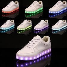 light up shoes 40 off shoes brand new unisex led light up 85 mens poshmark