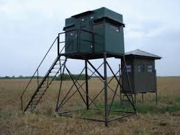 Deer Hunting Tower Blinds Our People