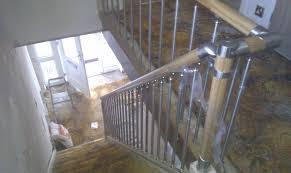 Modern Banisters Uk New Staircase Wrexham Wrexham Builders Co Uk