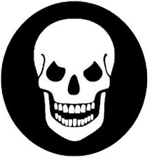 templates skull stencil free pumpkin