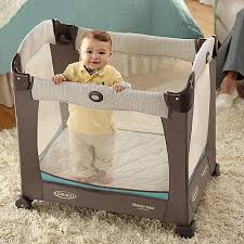 Graco Pack N Play Bassinet Changing Table by Graco Travel Lite Portable Crib Winslet Walmart Com