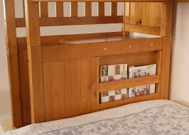 Wood Magazine Bunk Bed Plans by Discovery World Furniture Twin Over Full Honey Staircase Bunk Bed