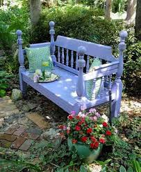Wooden Bench Seat Designs by 35 Popular Diy Garden Benches You Can Build It Yourself Amazing