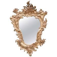 venetian style rococo gilt mirror italy circa 1895 at 1stdibs