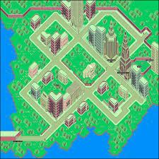 Fake Map Starmen Net Earthbound Walkthrough Fourside 2
