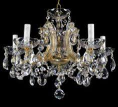 Marie Therese Crystal Chandelier Czech Crystal Chandelier C1950 Chandeliers Antiquelighting Com