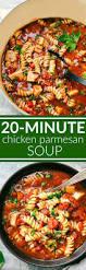 20 minute chicken parmesan soup recipe more easy chicken
