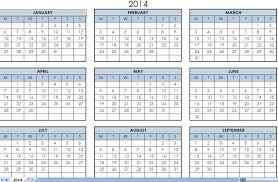 printable calendar yearly 2014 2014 printable calendar template 2014 printable one page calendar