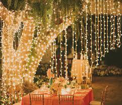 Outdoor Lightings by 12 Inspiring Backyard Lighting Ideas The Garden Glove