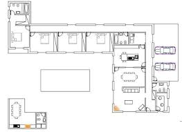 Uma Floor L Plantas De Casas Em L Grátis Dicas Fotos House Courtyard