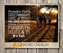 fall thanksgiving word overlay fall autumn phrase photo overlay