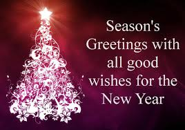 season s greetings with all wishes for the new year pictures