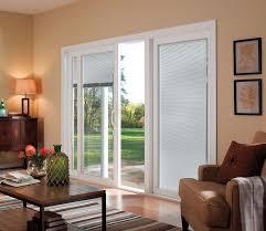 8 Patio Doors Sliding Patio Doors With Built In Blinds 3 Panel Door Lowes Glass