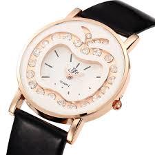 online shop 2017 latest design women heart watches best gift for