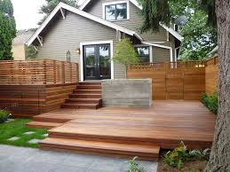 deck ideas for back of house bews2017