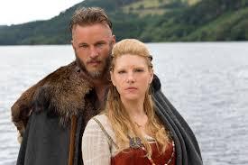 travis fimmel hair vikings katheryn winnick lagertha s hairstyle in vikings strayhair