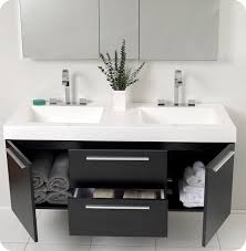 Floating Bathroom Cabinets Installing Double Floating Bathroom Vanity U2014 Bitdigest Design