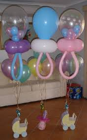 Centerpieces For Baby Showers by 437 Best Balloon Baby Shower Parties Decorations Images On