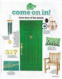 Emerald Green Home Decor by Hgtv Front Door L94 On Attractive Home Decor Ideas With Hgtv Front