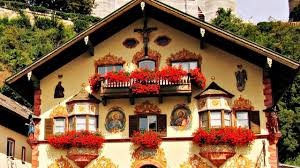 fairytale houses in bavaria germany