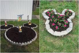 10 mickey mouse garden decor ideas