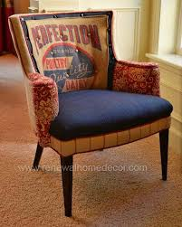 Brown Accent Chair Custom Order Vintage Accent Chair Perfection