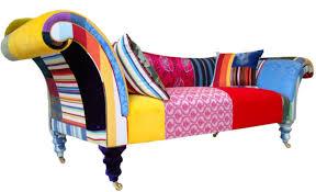 canapé original coloré déco extravertie un mobilier coloré chez squint limited