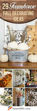 Pinterest Fall Decorations For The Home 29 Best Farmhouse Fall Decorating Ideas And Designs For 2018