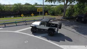 jeep truck conversion xtop jeep wrangler lj tj half cab hardtop truck conversion by