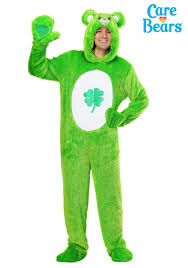Carebear Halloween Costumes Care Bears Classic Good Luck Bear Costume