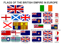 European Countries Flag Flags Of The British Empire In Europe Vexillology