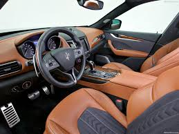 maserati car interior 2017 maserati levante 2017 pictures information u0026 specs