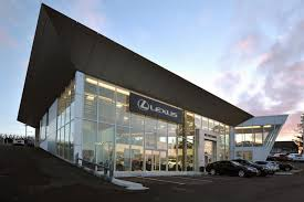 lexus showroom state of the lexus dealership opens in
