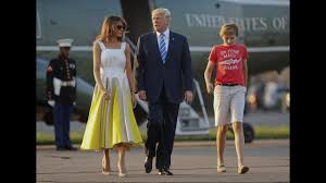 White House Renovation Trump by White House Renews Request For Privacy For Trump U0027s Young Son