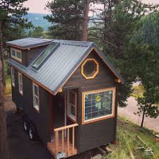 the micro mansion 200 sq ft tiny house town