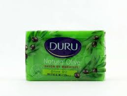 Sabun Duru duru olive soap savon de marseille 180 g soap for all