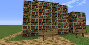 secret bookshelf door trick no redstone minecraft project