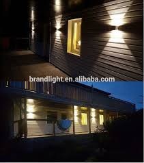 waterproof ip65 wall pack led light wall mount up and down outdoor led wall light