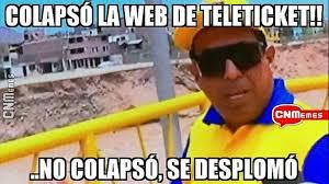 Peru Vs Colombia Memes - perú vs colombia divertidos memes generó venta de entradas online