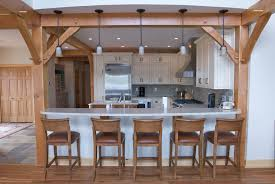 timber frame kitchen kitchen dreams pinterest kitchens
