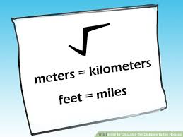 3 ways to calculate the distance to the horizon wikihow
