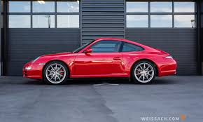 porsche carrera red 2006 porsche 911 carrera 4s coupe weissach