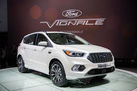 the 2016 ford kuga u0027s mid life pick me up shows its face by car