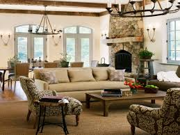 Country Family Room Blogbyemycom - Country family room ideas
