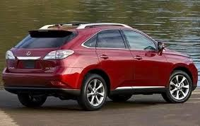 cars similar to lexus rx 350 used 2011 lexus rx 350 for sale pricing features edmunds
