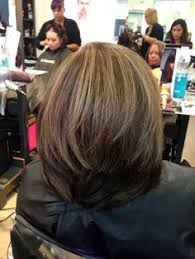 coloring gray hair with highlights hair highlights for image result for subtle highlights for dark brown hair to cover grey