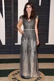 Logan Lerman Vanity Fair Alexandra Daddario Photos Photos Stars At The Vanity Fair Oscar