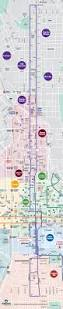 Map Of Penn Station Purple Charm City Circulator