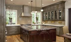 end of kitchen cabinet ideas ideas for new cabinet configurations pro remodeler