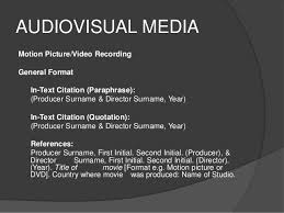 apa format movie titles apa citation style 6th edition best solutions of apa format movie